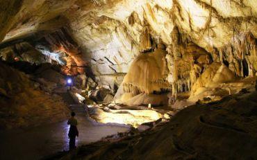 Мраморная пещера, Мраморное