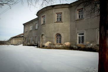 Sapieha Palace, Krasyliv