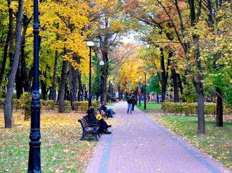 Парк імені Пушкіна, Київ