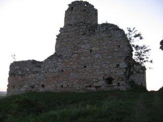 Єпископський замок, Чорнокозінци