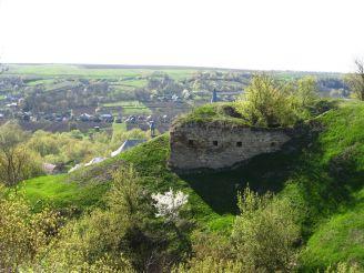 Zinkovskiy Castle (ruins)