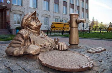 Памятник самогонному аппарату принцип работы самогонной трубки