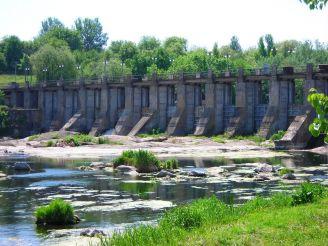 Корсунь-Шевченковская ГЭС