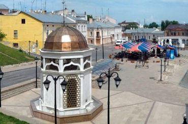 Площадь Пресвятой Марии (Турецкой криницы), Черновцы