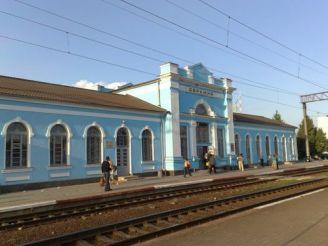 Музей залізниці, Деражня