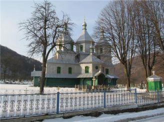 Миколаївська церква, Вижниця