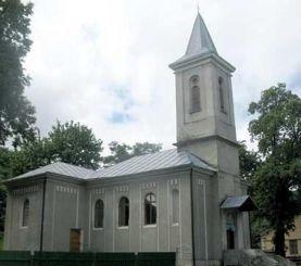 Петропавловский костел, Вижница