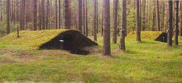 Музейний комплекс партизанської слави «Лісоград»