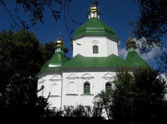 Свято-Михайловская церковь, Полонки
