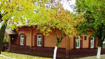 Меморіальний музей Щорса, Щорс