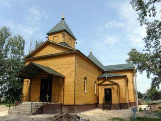 Миколаївська церква, Морівськ