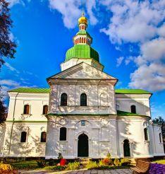 Миколаївська церква, Козелець