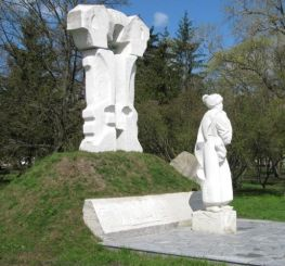 Monument to fighters for freedom, Chernigov