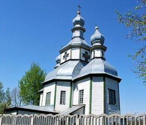 Church of the Holy Virgin, Synyavka
