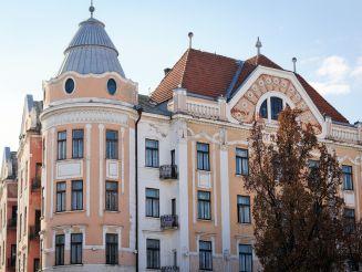 Отель Бристоль, Черновцы