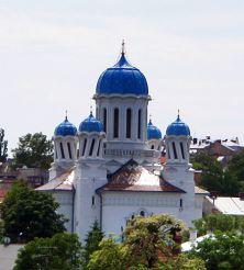 Николаевская церковь, Черновцы