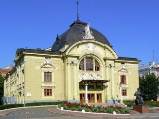 Music and Drama Theatre, Chernivtsi