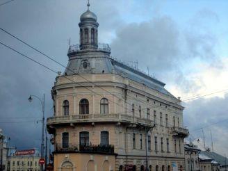 Дом-корабль (Шифа), Черновцы