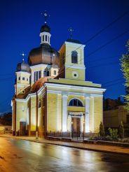 Успенский собор (Русская церковь), Черновцы