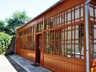 Literary museum Olga Kobylianska