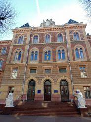 Palace of Justice, Chernivtsi