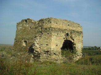 Жванецький замок, Жванець