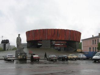 Мемориальный музей Островского, Шепетовка