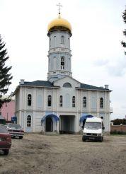 Свято-Преображенський жіночий монастир, Головчинці