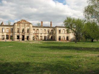 Дворец Сангушко, Изяслав