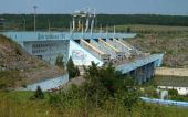 Дністровська ГЕС, Новодністровськ