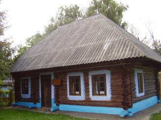 Меморіальний музей-садиба Івана Миколайчука