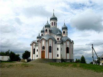 Convent of St. Anne, Vashkovtsy