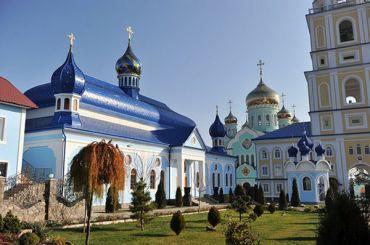 Свято-Вознесенский Банченский монастырь