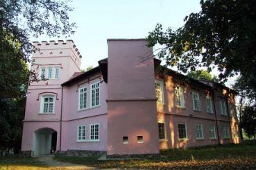 Палац де Зотте, Вікно