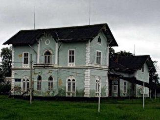 Палац Шимоновичей, Дубівці