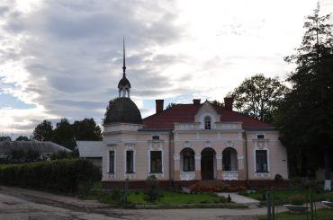 Жилой дом (больница), Болехов