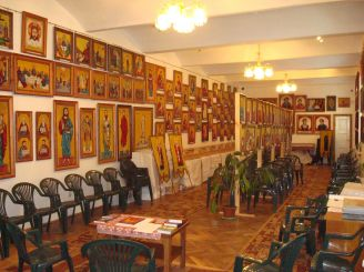 The Embroidery Icon Museum of Father-Doctor Dmytro Blazheiovs'kyi
