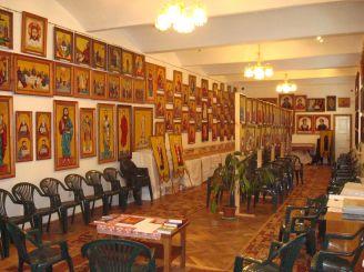 Музей вышитых икон и образов отца-доктора Дмитрия Блажейовского