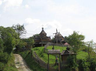 Церква Різдва Богородиці, Ворохта