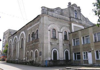 Synagogue, Horodenka