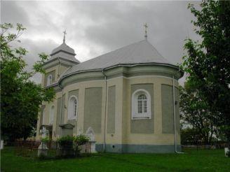 Церква Різдва Богородиці, Шипинці
