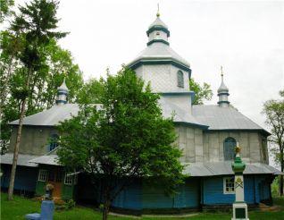 Михайлівська церква, Хлівище