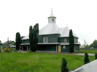 Іванівська церква, Мамаївці