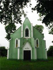 Костел Святого Яна из Дукли, Лужаны