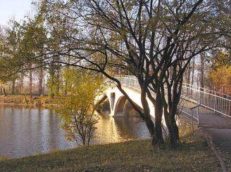 Miske Lake, Ivano-Frankivsk