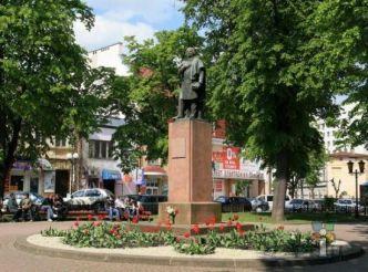 Пам'ятник Адамові Міцкевичу, Івано-Франківськ