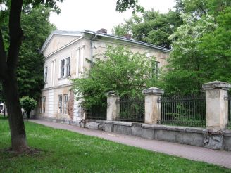Castle Potocki, Ivano-Frankivsk