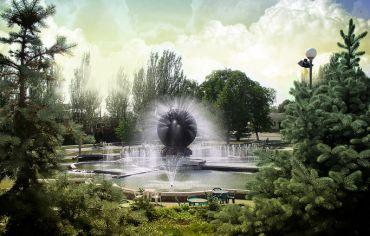 Херсонский фонтан