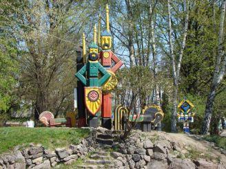 Дитячий парк, Черкаси
