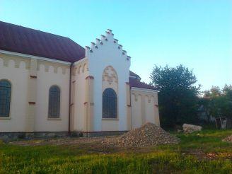 Костел Св. Валентина, Калуш